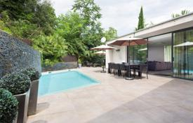 4 bedroom houses for sale in Catalonia. Villa – Sant Cugat del Vallès, Catalonia, Spain