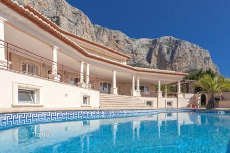Luxury houses with pools for sale in Costa Blanca. Villa – Javea (Xabia), Valencia, Spain
