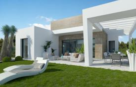 Property for sale in Algorfa. Modern design houses in La Finca Golf