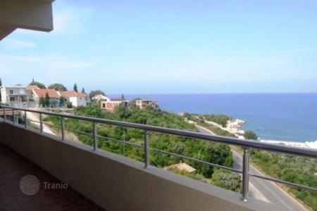 Coastal apartments for sale in Ulcinj. Spacious apartment near the sea in Solace, Montenegro