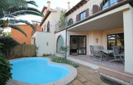 Houses with pools for sale in Camp de Mar. Villa with a private garden, a pool, a garage and terraces, Camp de Mar, Spain