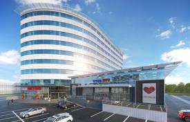 Off-plan property for sale in Center District. Offices of various sizes and layouts in a new commercial center in Netanya