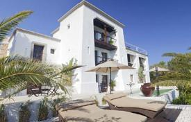 Fusion style villa in a peaceful area with a panoramic view of the forest, Ibiza, Spain for 20,700 € per week