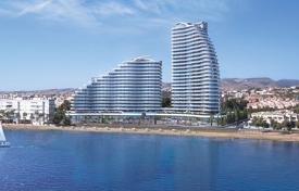 Luxury 2 bedroom apartments for sale in Southern Europe. Cozy apartment with a terrace and sea views, near the beach, Limassol, Cyprus
