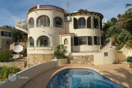3 bedroom houses for sale in Benissa. Villa of 3 bedrooms in Benissa