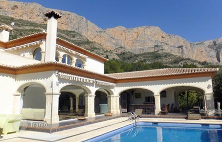 Недвижимость в хавеа испания