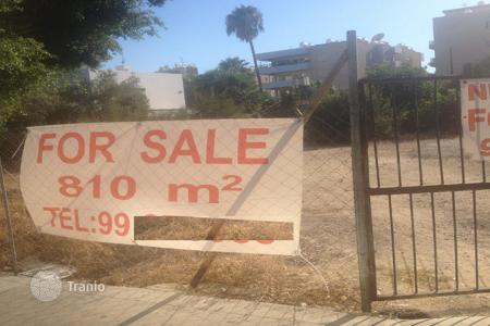 Coastal development land for sale in Neapolis. Development land - Neapolis, Limassol, Cyprus