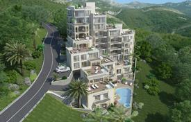 Apartments with pools for sale in Becici. Apartment – Becici, Budva, Montenegro