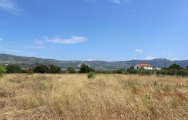 Development land for sale in Trogir. Plot with a car access, 10 meters from the beach, Trogir, Croatia