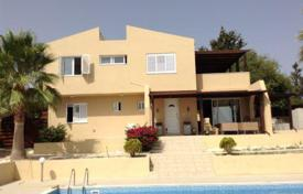 5 bedroom houses for sale in Paphos. 5 Bedroom villa, Tala, Private Pool, Sea Views, Recently completed