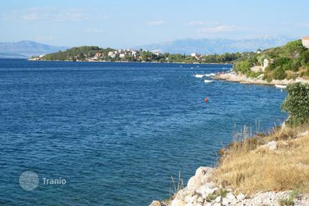 Coastal development land for sale in Dalmatia. Development land - Solta, Split-Dalmatia County, Croatia