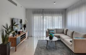 Coastal new homes for sale in Israel. Apartment with balcony and sea view, in a residence with gym and parking, in Netanya, Israel