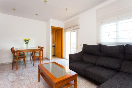 Cheap 2 bedroom apartments for sale in Catalonia. Apartment with balcony and mountain view, close to Vilapicina metro station, Barcelona, Spain