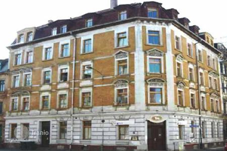 Residential/rentals for sale in Saxony. Apartment house in Leipzig with a 4,8% yield