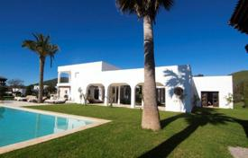 Exclusive villa with a huge pool, a terrace and a countryside view, Ibiza, Spain for 21,300 € per week