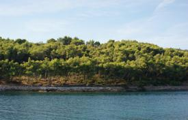 Coastal development land for sale in Croatia. Development land – Brač, Split-Dalmatia County, Croatia