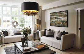 Residential for sale in London. New apartments in London, Great Britain. Residence with a concierge and landscaped gardens, close to the metro