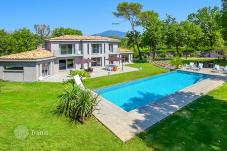 Luxury residential for sale in Valbonne. Luxury Contemporary Villa Valbonne
