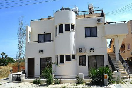 Townhouses for sale in Deryneia. Three Bedroom Town House with Title Deed In Deryneia