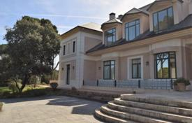 Large beautiful villa with a landscaped garden, Pozuelo de Alarcon, Spain for 8,000,000 €