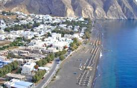 Coastal property for sale in Santorini. Development land – Santorini, Aegean Isles, Greece