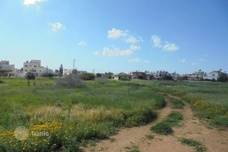 Land for sale in Famagusta. Residential Land