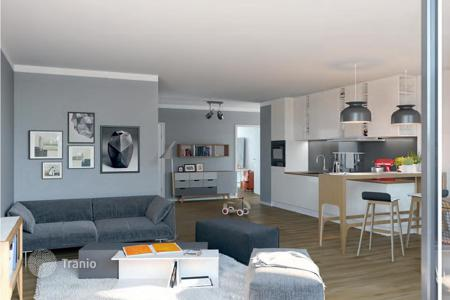 New homes for sale in Munich. One-bedroom apartment with a balcony, in a residence with a garage, in the district of Schwabing-Freimann, Munich, Germany