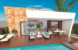 3 bedroom houses for sale in Benidorm. Villa with private swimming pool and basement in Finestrat, Benidorm
