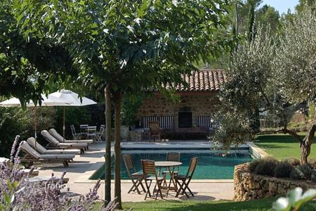 Residential to rent in France. Villa – Saint-Antonin-du-Var, Provence - Alpes - Cote d'Azur, France