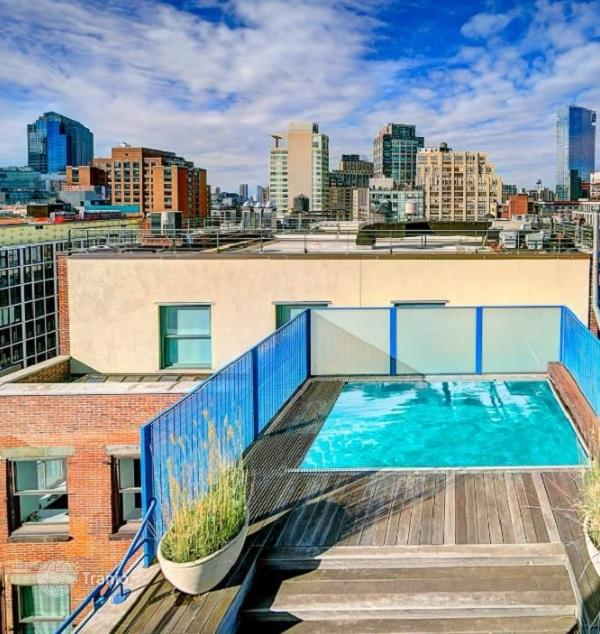 Rentals In New York City: Rooftop Pool Apartments Nyc