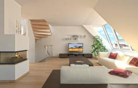 Penthouses for sale in Vienna. Spacious penthouse with three terraces in a new building, in the Alsergrund area, Vienna