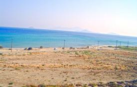 Property for sale in Kos. Beachfront area of 40.000sqm, ideal for tourist development, is for sale
