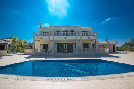 Luxury houses for sale in Protaras. Luxury Custom Built Villa with Sea Views