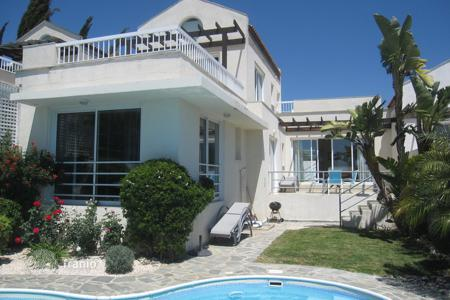 Townhouses for sale in Pissouri. Three Bedroom Linked House With Sea Views