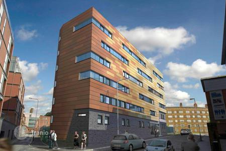Cheap property for sale in England. Student Apartments in Liverpool, United Kingdom