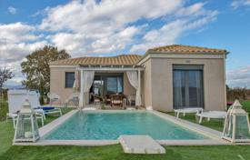 Houses with pools for sale overseas. Detached house – Administration of Macedonia and Thrace, Greece