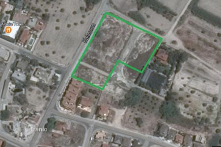 Development land for sale in Larnaca. Development land – Livadia, Larnaca, Cyprus