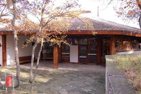 "Hotels for sale in Bulgaria. We offer business property for sale in the famous Elhovo area. Tourist base for sale in the area of a big reservoir "" near Razdel"