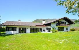 Luxury houses for sale in German Alps. Two-story house with a guest apartment and a large plot, Rottach-Egern, Germany