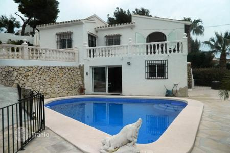 Property for sale in Senija. Villa/ Detached of 4 bedrooms in Benissa