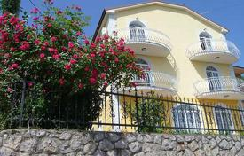 Coastal houses for sale in Croatia. Luxury villa with sea views in Opatija