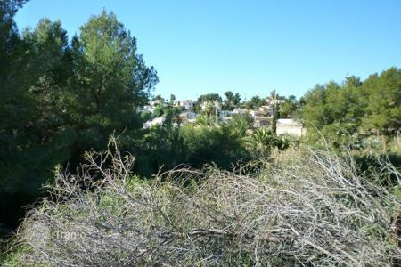 Cheap houses for sale in Benissa. Land for building of 0 bedrooms in Benissa