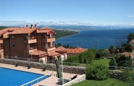 Apartments with pools for sale in Croatia. Apartment in Opatija