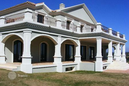 6 bedroom houses for sale in Buron. Magnificent villa with great views on the La Reserva Golf Course