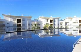 Apartments with pools for sale in Portugal. Apartment with ocean views in a private condominium, Albufeira, Portugal