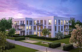 New homes for sale in Bavaria. Three-bedroom apartment in new building in Ramersdorf-Perlach, Munich