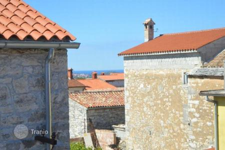 Cheap houses for sale in Istria County. House Galižana STONE HOUSE IN ROW