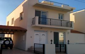 3 bedroom houses by the sea for sale in Oroklini. Three Bedroom Link Detached House with Title Deeds