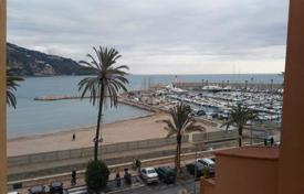 Apartments for sale in Menton. One-bedroom apartment with sea view in Mentona