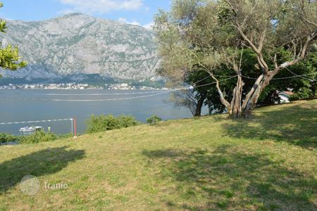 Land for sale in Kindness. Development land – Kindness, Kotor, Montenegro